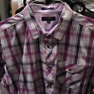 Ted Baker button up shirt